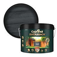 Cuprinol 5 year ducksback Silver copse Matt Wood paint, 9L