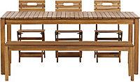 Denia Wooden Table