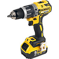 DeWalt 18V Power tool kit DCK655P3T-GB