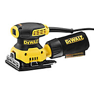 DeWalt 230W 240V Corded 1/4 sheet sander DWE6411-GB