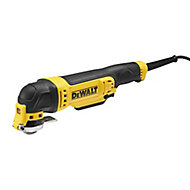 DeWalt 240V Corded Multi tool DWE315SF-GB