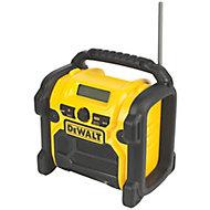 DeWalt Cordless Site speaker DCR021 - BARE