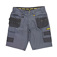 DeWalt Heritage Black & grey Shorts W38""