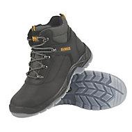 DeWalt Laser Men's Black Safety boots, Size 8