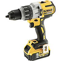DeWalt Li-ion Cordless Combi drill & SDS+ drill DCK229P2T-GB
