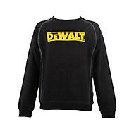 DeWalt Rosewell Black Sweatshirt X Large