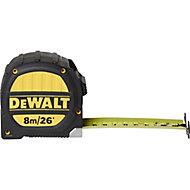 DeWalt Tape measure, 8m