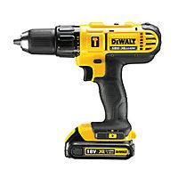 DeWalt XR 18V 1.3Ah Li-ion Cordless Combi drill DCD776C1-GB
