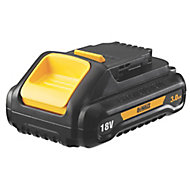 DeWalt XR 18V 3Ah Li-ion Battery