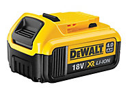 DeWalt XR 18V 4Ah Li-ion Battery