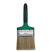 """Diall 4"""" Flagged tip Paint brush"""