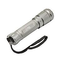 Diall Aluminium 130lm LED Torch