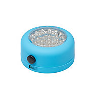 Diall Battery-powered LED Work light 75lm