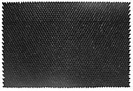 Diall Black Door mat (L)0.4m (W)0.6m