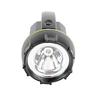 Diall Black Plastic 120lm LED Torch