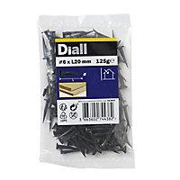 Diall Cut tacks (L)20mm (Dia)6mm, Pack