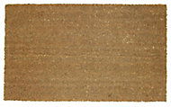 Diall Natural Coir Door mat (L)700mm (W)400mm