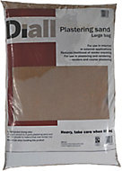 Diall Plastering sand, Large Bag