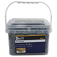 Diall Round wire nail (L)70mm (Dia)3mm 5kg, Pack