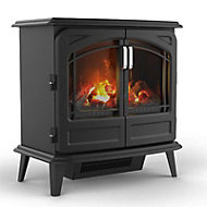 Dimplex Opti-myst Black Electric Stove