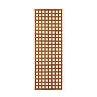 Dip treated Trellis panel (W)0.63m (H)1.83m