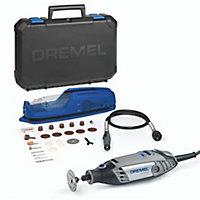 Dremel 230V 130W Corded Multi tool 3000-1/25