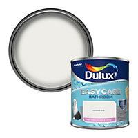 Dulux Easycare Washable & tough Pure brilliant white Soft sheen Emulsion paint 1L