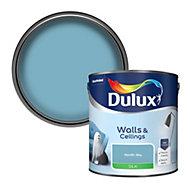 Dulux Nordic sky Silk Emulsion paint 2.5L