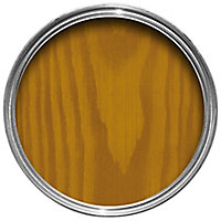 Dulux Trade Light oak Satin Wood stain, 1