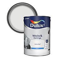 Dulux White mist Matt Emulsion paint 5L