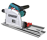 Erbauer 1400W 220-240V 185mm Corded Plunge saw ERB690CSW