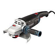 Erbauer 2200W 240V 230mm Corded Angle grinder EAG2200