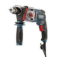 Erbauer 800W 240V Corded Hammer drill EHD800-2
