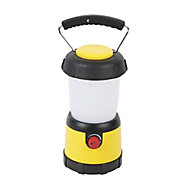 EverBrite ABS Yellow Battery-powered Indoor & outdoor LED Camping lantern