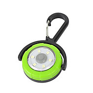 EverBrite Green ABS White 24lm LED Keylight
