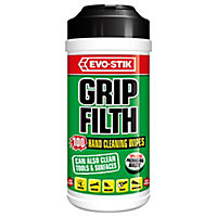 Evo-Stik Gripfilth Cleaning wipes