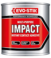 Evo-Stik Impact Solvent-based Contact adhesive, 250ml