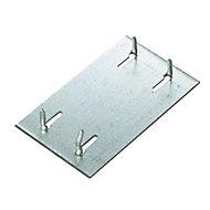 Expamet Galvanised Steel Safe plate