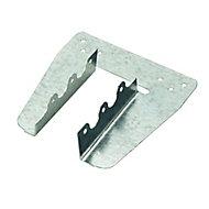 Expamet Galvanised Steel Truss clip, Pack of 10