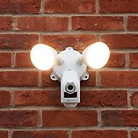EZVIZ 1080p Floodlight camera, White
