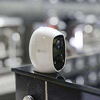 EZVIZ W2D-B3 All-in-one security system, White
