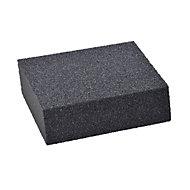 Fine/Medium Angled sanding sponge (L)100mm (W)68mm