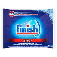 Finish Water softener salt