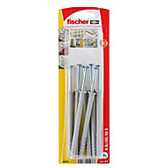 Fischer Countersunk Hammer fixing (L)100mm (Dia)8mm, Pack of 8