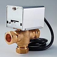 Flomasta 3 Port Motorised valve