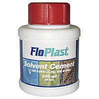 FloPlast Solvent cement, 250ml Tub