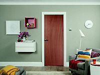Flush Ply veneer Internal Door, (H)1981mm (W)762mm (T)35mm