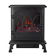 Focal Point Cardivik Black Electric Stove