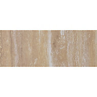 Focal Point Limestone & sandstone Reversible Hearth, (L)1334mm (W)1334mm (D)362mm