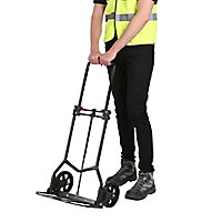 Foldable Hand truck, 80kg capacity